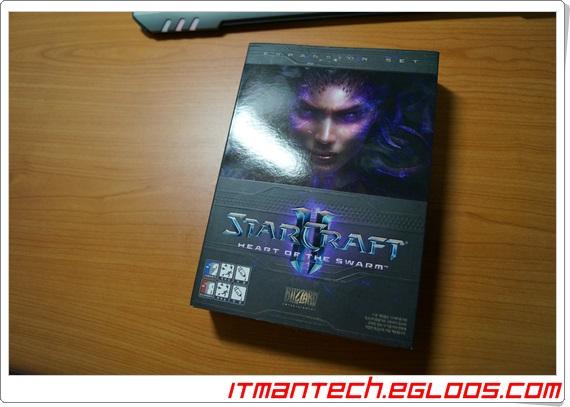 [블리자드] 스타크래프트 2 : 군단의 심장