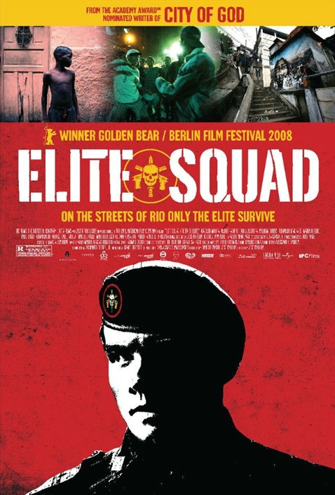 엘리트 스쿼드 / Tropa De Elite , The Elite Squa..