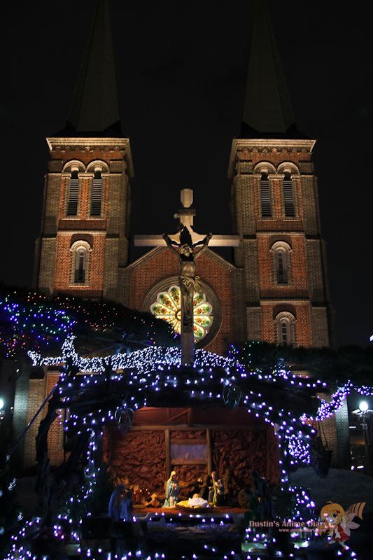 [사진] 대구 계산성당에서의 크리스마스