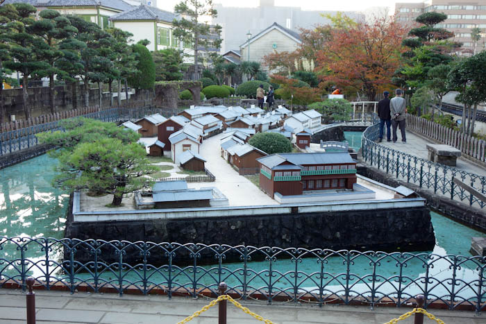 나가사키의 서양인 유적지 '데지마'