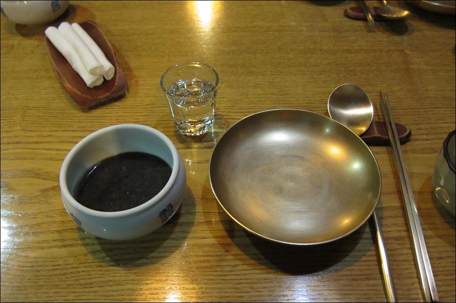 [삼청동] 큰기와집 갈비찜, 간장게장정식