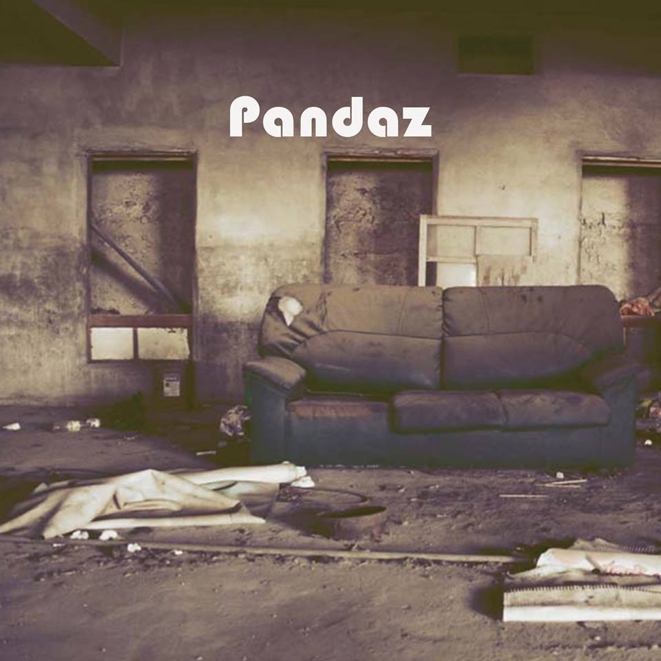 Band Pandaz full length Album 'PANDAZ' Rel..