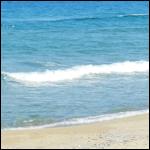 삼척 - 겨울의 해수욕장