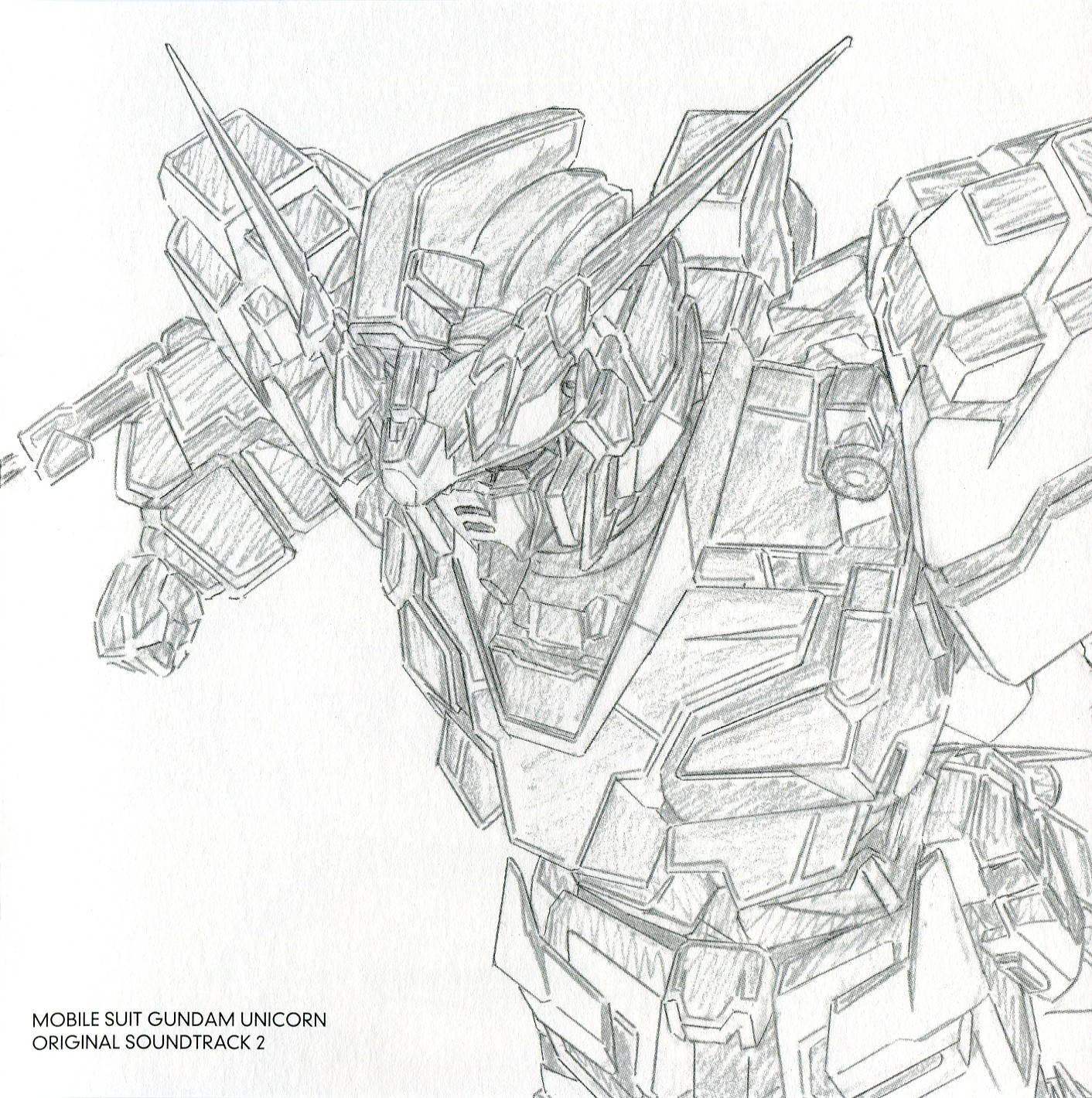 Mobile Suit Gundam Unicorn Original Soundtr..