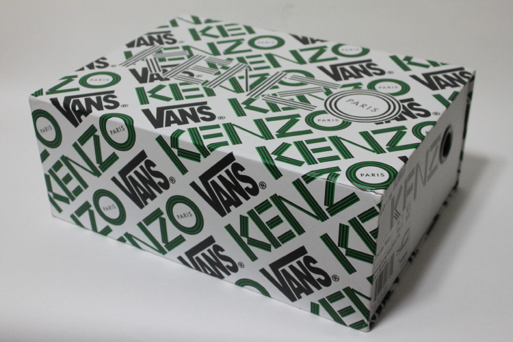 kenzo x vans flying tiger chukka boot
