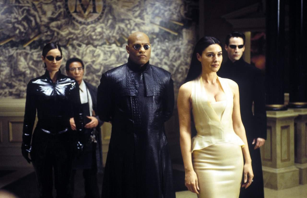 매트릭스 2 - 리로디드 (The Matrix Reloaded, 2..