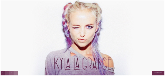 Kyla La Grange - Cut Your Teeth (Kygo Re..