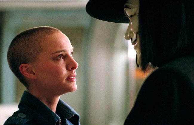 브이 포 벤데타 (V For Vendetta, 2005)