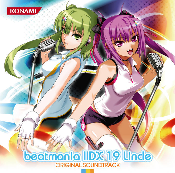 beatmania IIDX 19 Lincle ORIGINAL SOUNDTR..