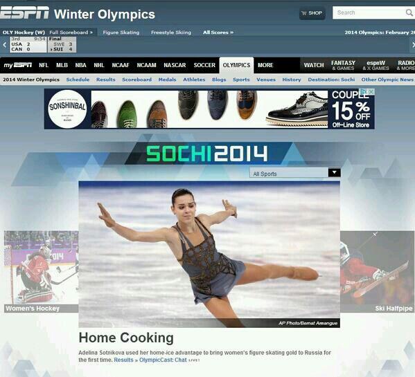 소치 올림픽이 아니라 수치올림픽이다.