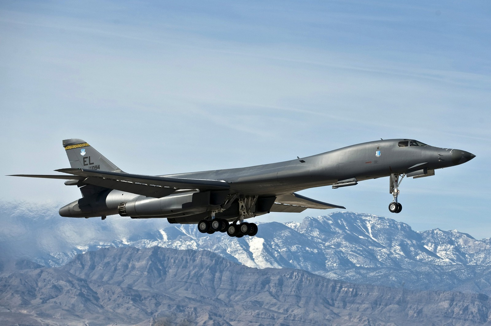 B-1B 폭격기의 대규모 개량을 시작한 미 공군