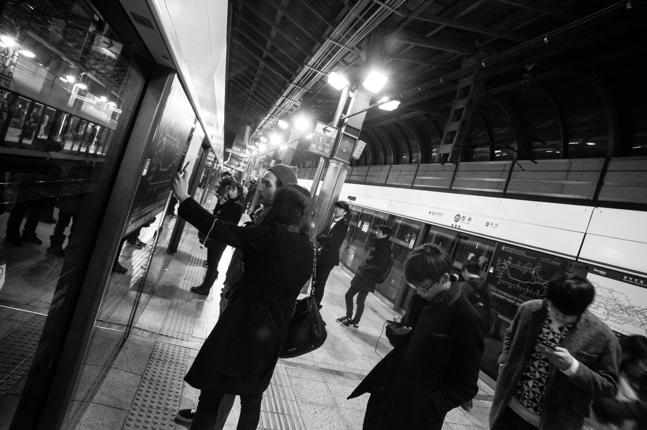 20140223 지하철 2호선