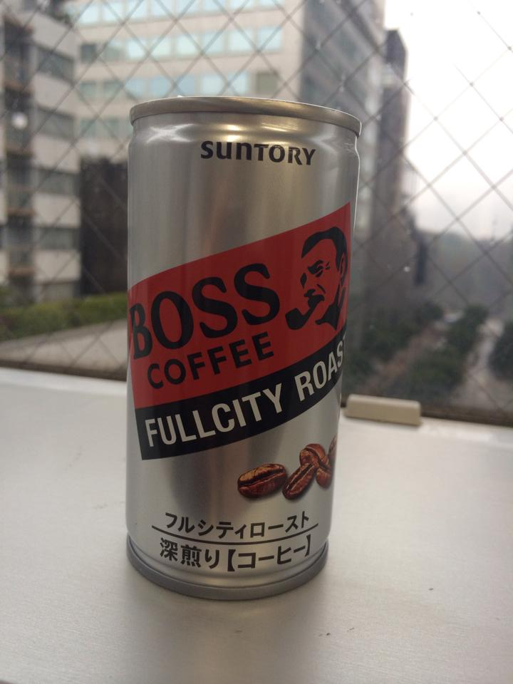 BOSS coffee
