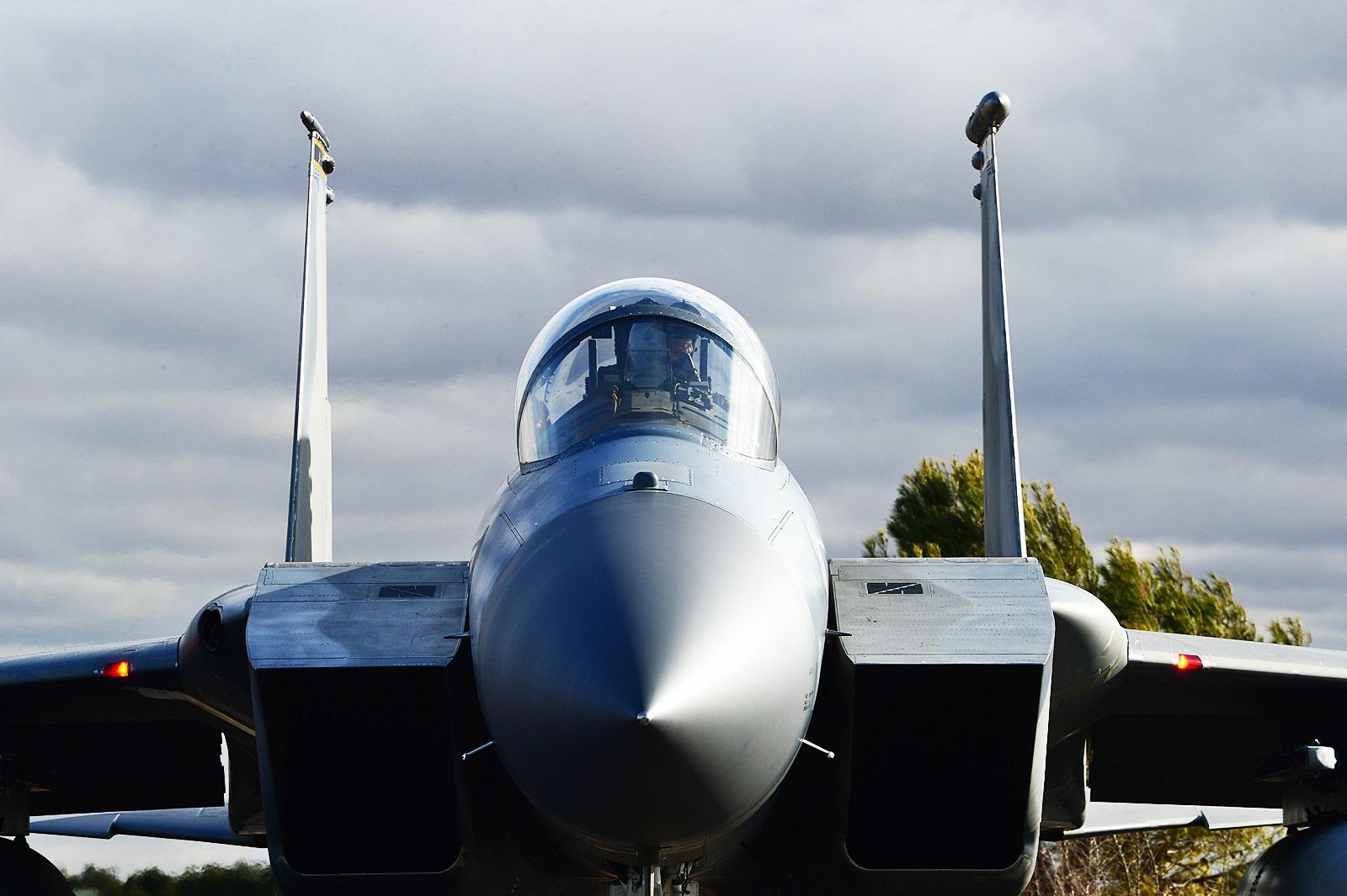 스페인에서 실시한 다국적 공군 합동 TLP 2014 훈련
