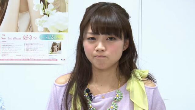 성우 미모리 스즈코, 니코니코 생방송 캡쳐 사진 몇장