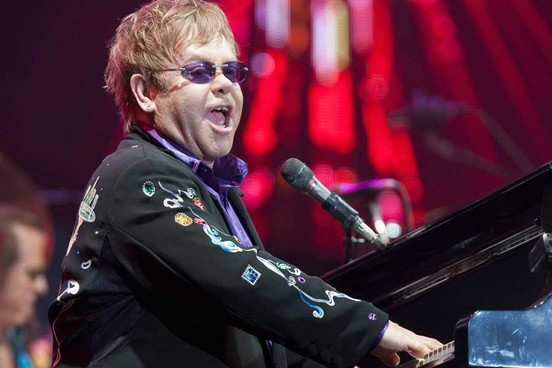 [Review] Elton John 음악의 모든 것