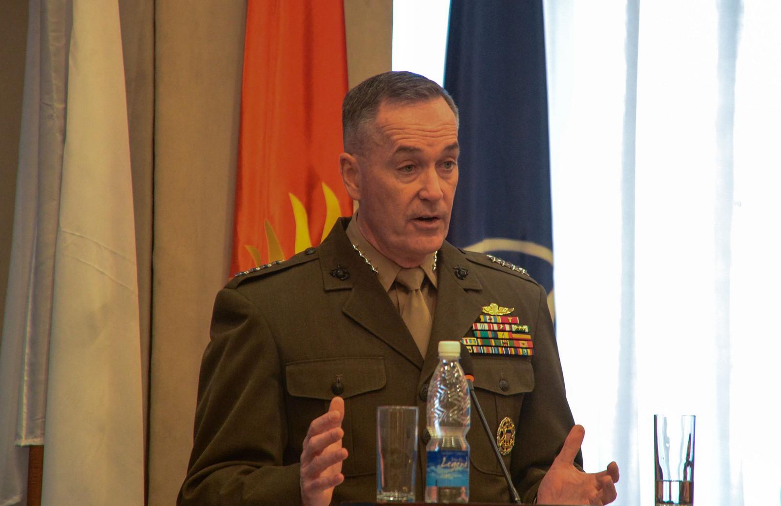 ISAF 사령관: 탈레반은 더 이상 아프간에 위협이 ..