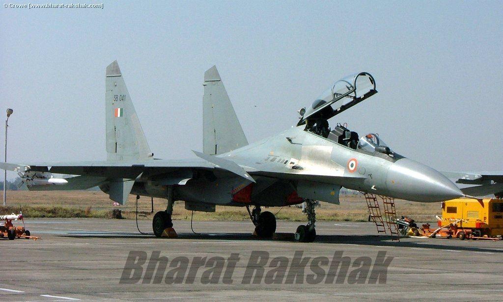 고장과 정비 문제로 애먹는 인도의 Su-30MKI 전투기