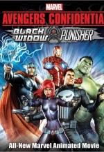 어벤저스 컨피덴셜 Avengers Confidential: Blac..