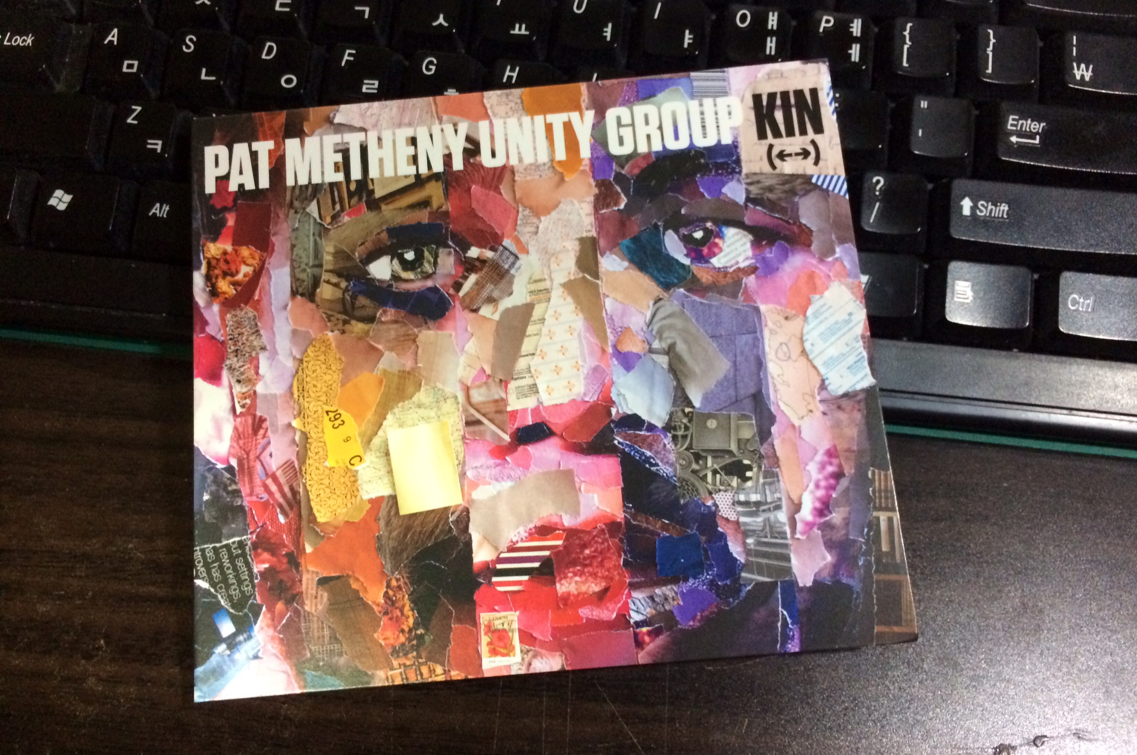 KIN(←→) - Pat Metheny Unity Group / 2014
