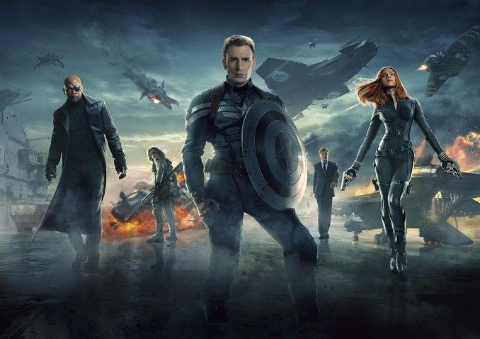 캡틴 아메리카: 윈터 솔져, 캡틴의 진화된 활약상
