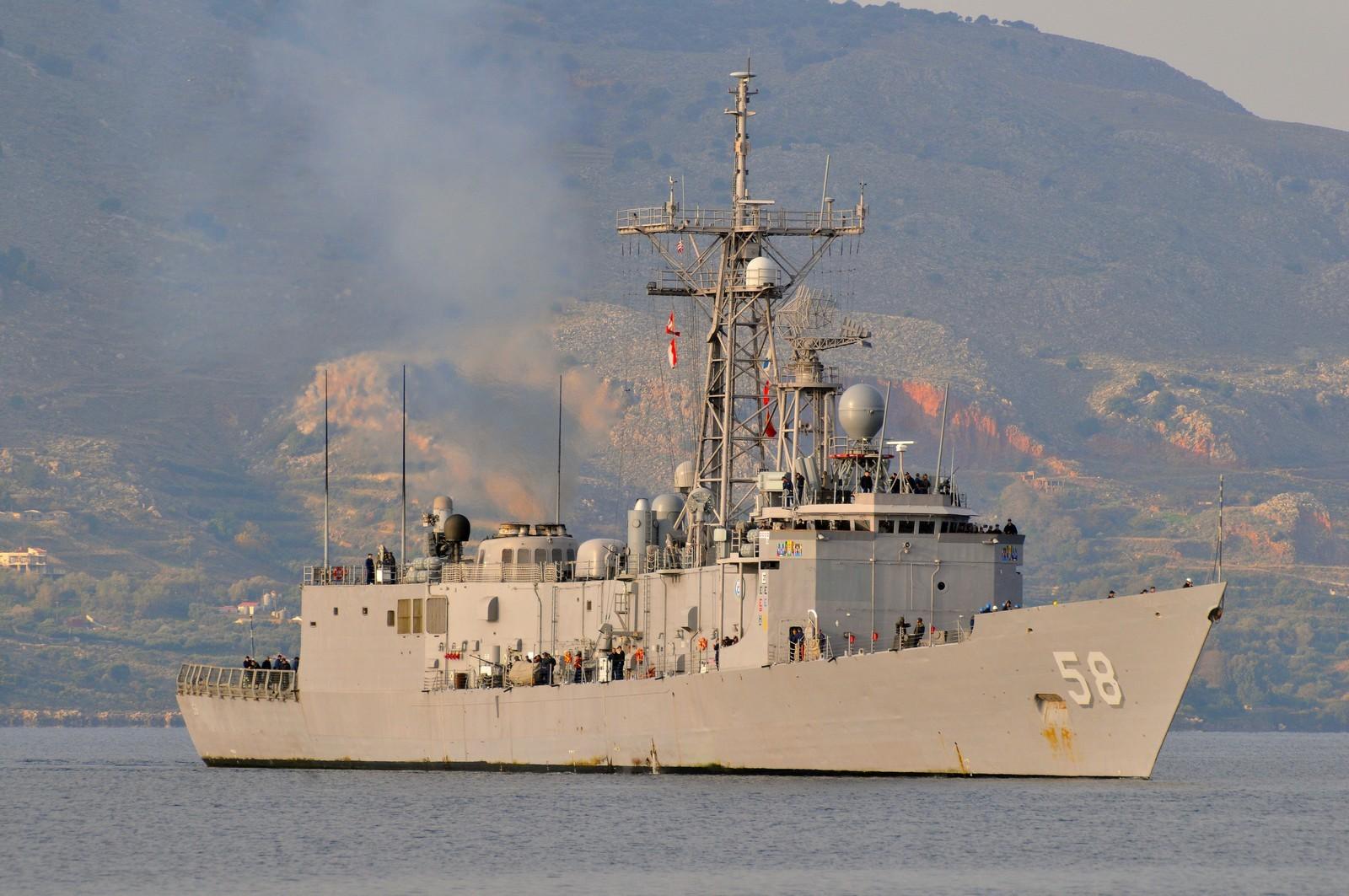 미 해군에서 퇴역 뒤에도 대접(?)받는 OHP급 호위함
