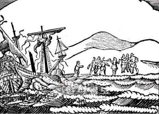 하멜일행 (하멜, 에보켄)의 17세기 조선어 (2)