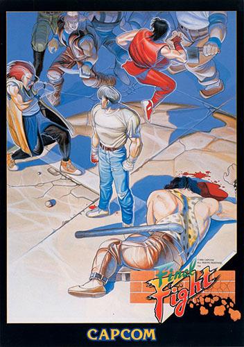 파이널 파이트 (Final Fight, 1989, CAPCOM) #1..