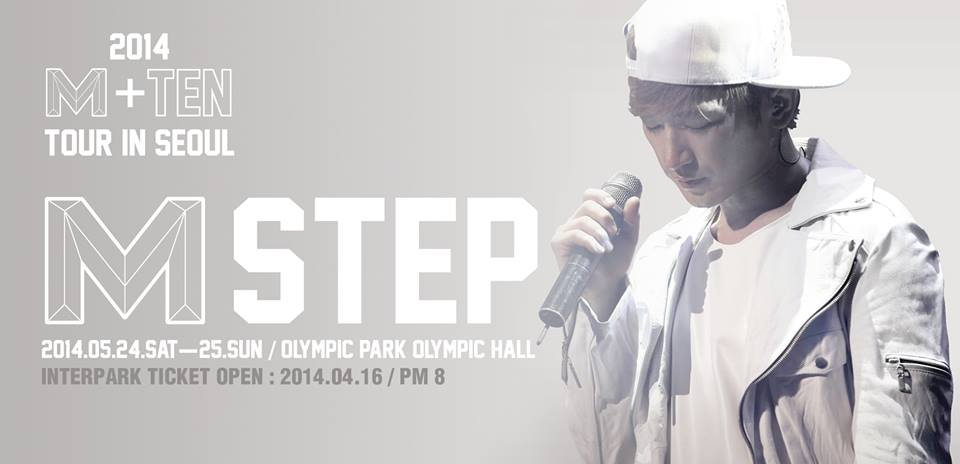 [M STEP] M+TEN TOUR IN SEOUL 이민우 솔..