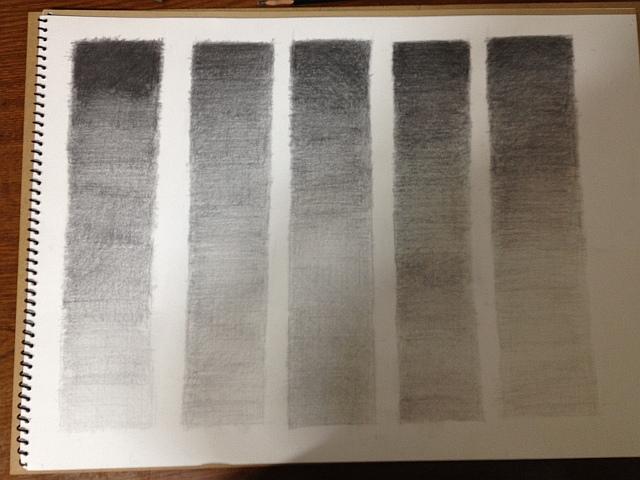 요즘의 그림 그리기 연습