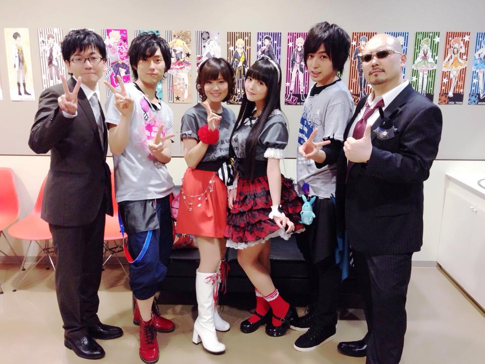 성우 우에사카 스미레 & 카네모토 히사코의 사진