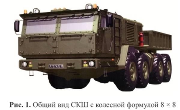 카마즈의 차기 군용차량 체계인 '플랫폼 - O' 의 모습들