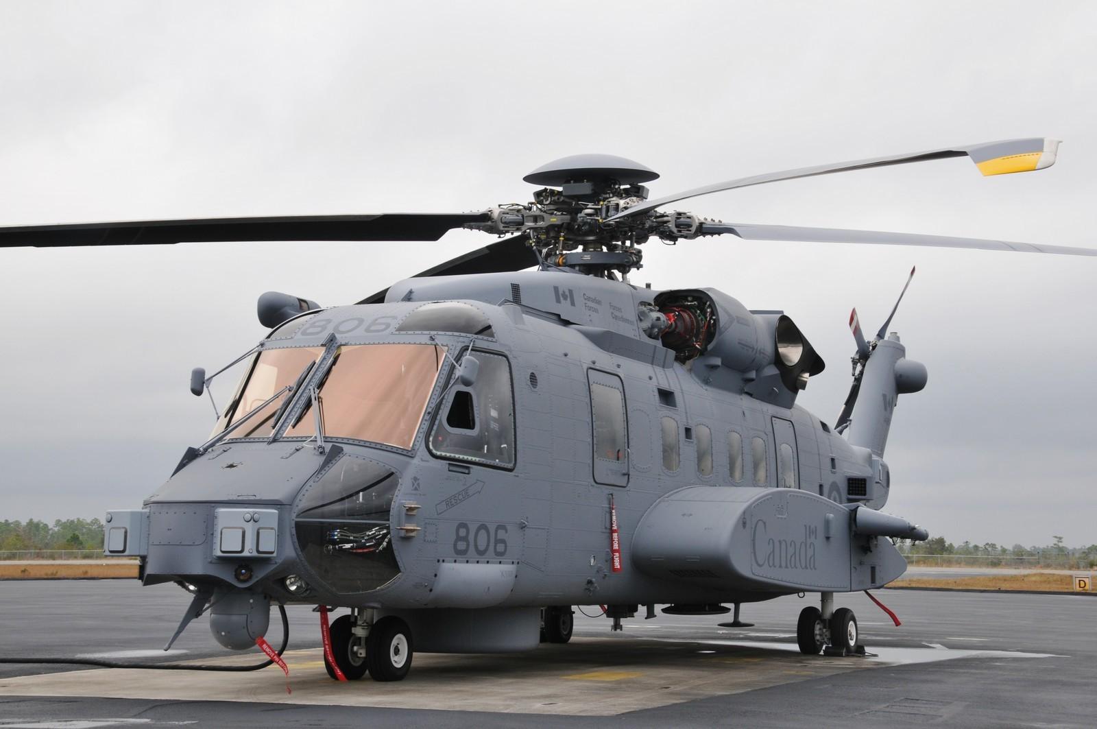 CH-148 사업으로 손실이 늘고 있는 시코르스키