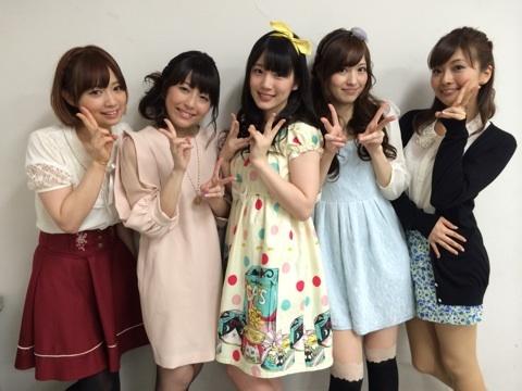 성우 우치다 마아야씨의 블로그 사진 & 예전 사진 몇장