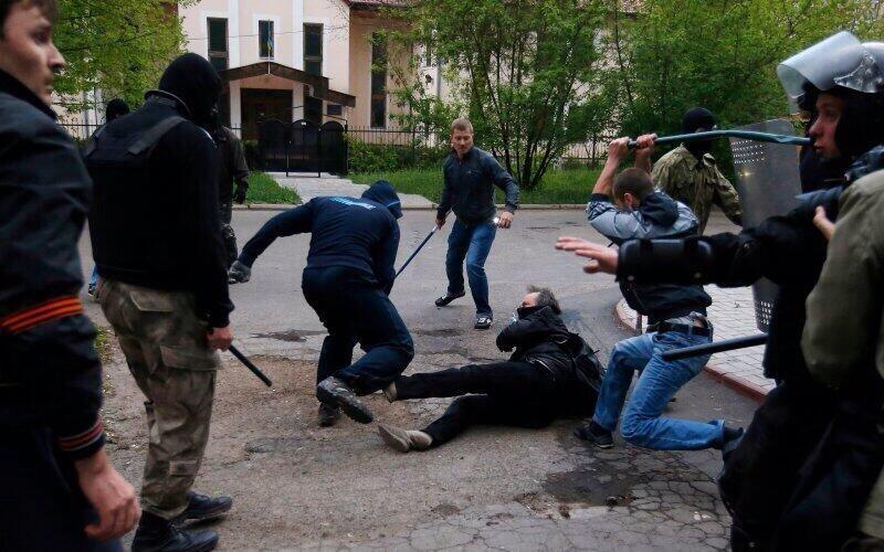 도네츠크는 성인들의 도시인가? - 아니다