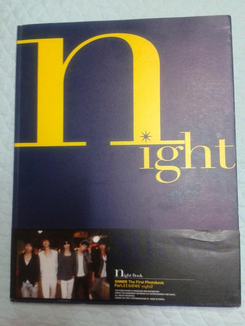 샤이니 화보집 Night + Oh!Boy 2011년 6~7월호