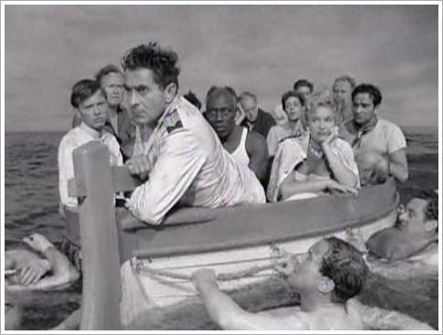 Abandon Ship(1957): 해상 재난영화의 숨은 걸작