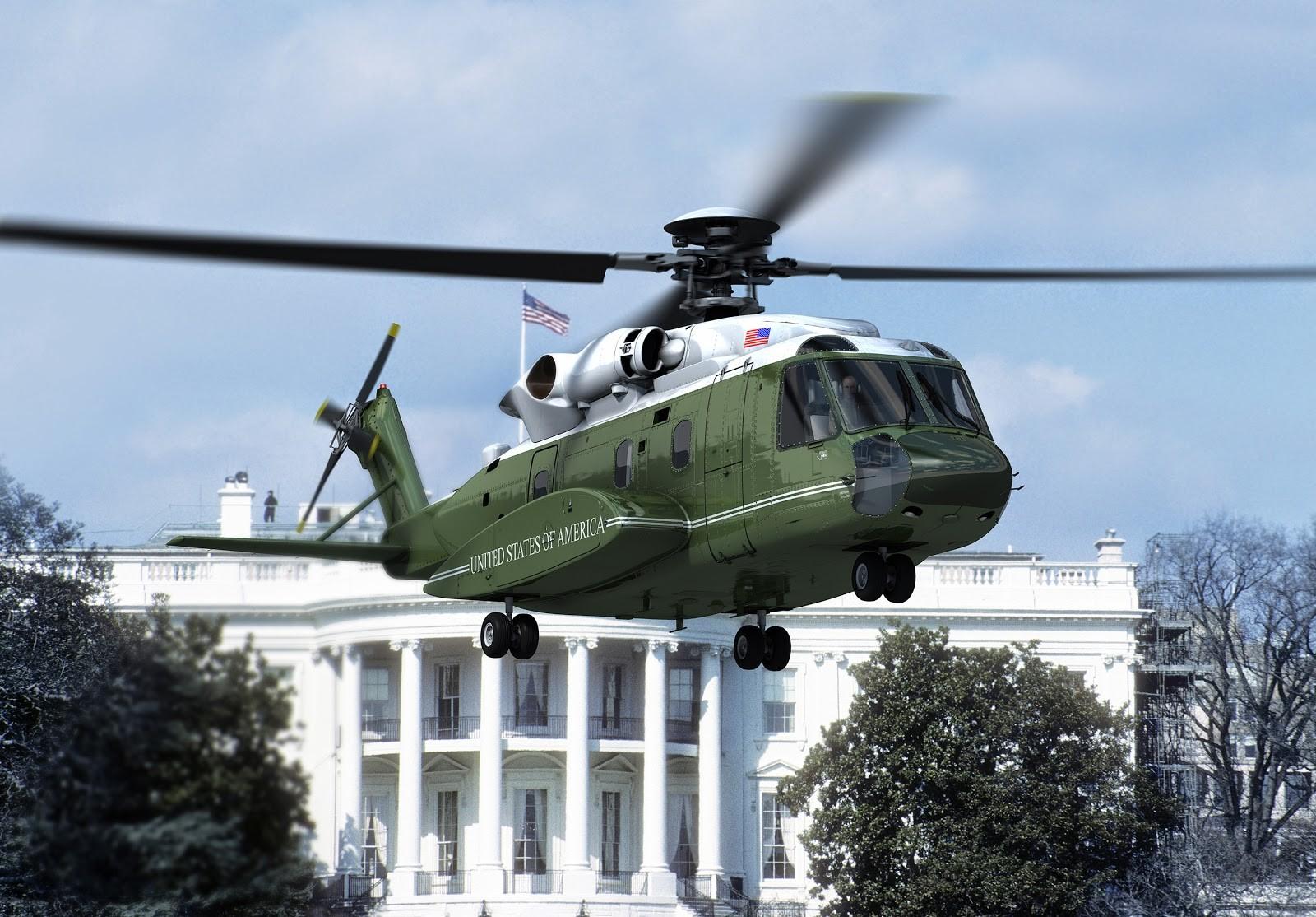 차기 미 대통령 전용헬기 사업을 따낸 시코르스키