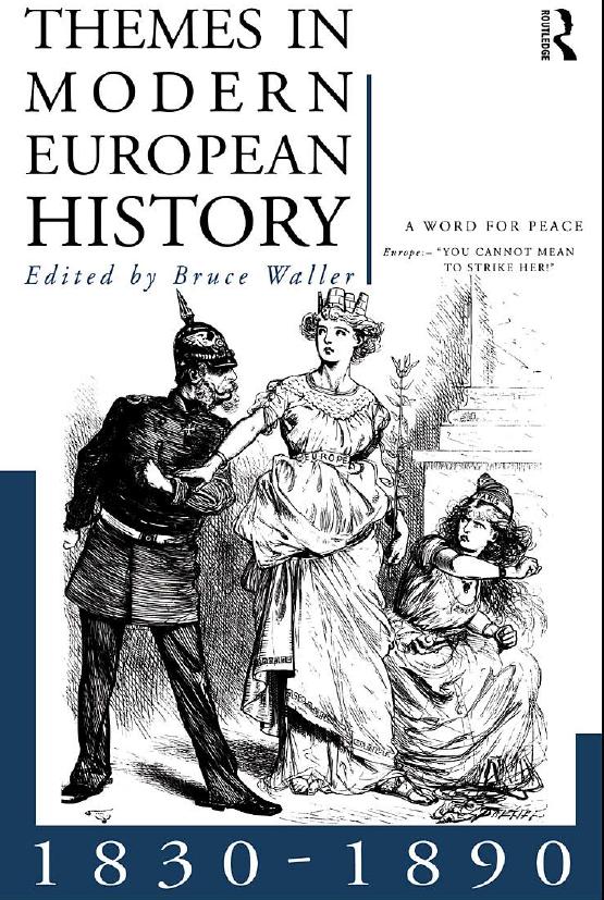 [만평]19세기말 평화를 위한 유럽의 한마디...