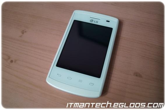 [LG전자] 옵티머스 L1 II (Optimus L1 II/LG-E410..