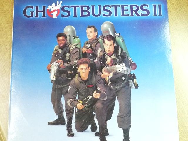 고스트버스터즈(Ghostbusters) 1, 2 OST