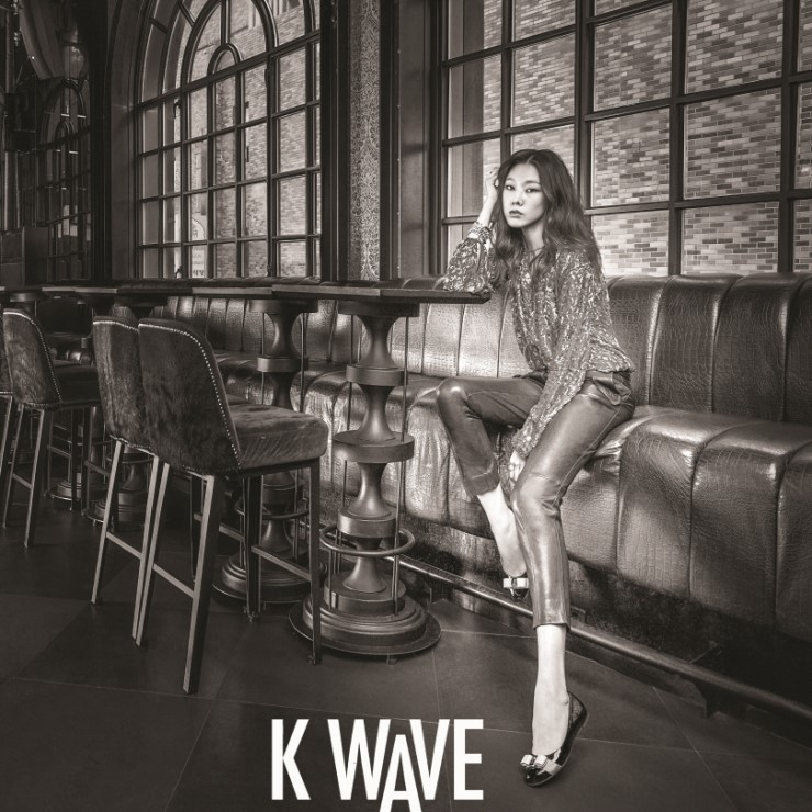 K Wave in Glam lounge
