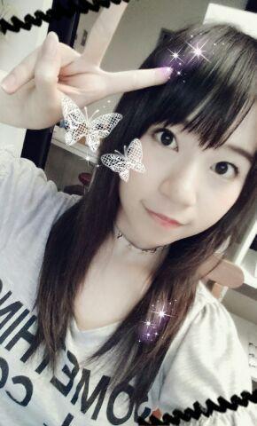 성우 타나베 루이가 자신의 블로그에 올린 사진