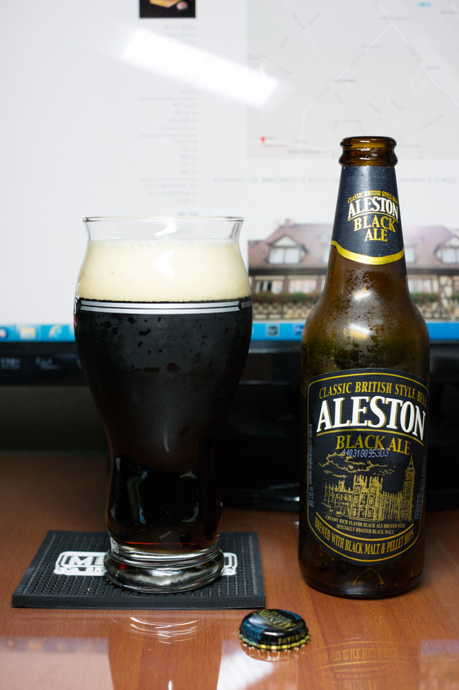 Aleston Black Ale