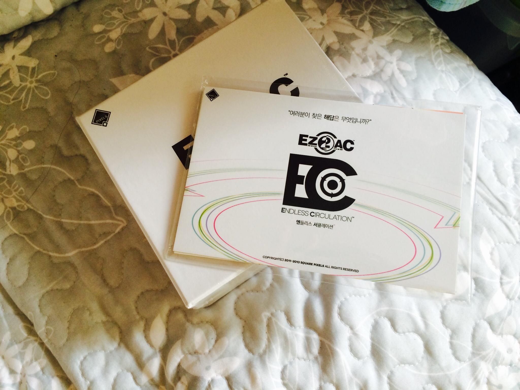 EZ2AC ORIGINAL SOUND TRACK