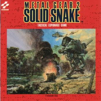 Solid Snake: Metal Gear 2