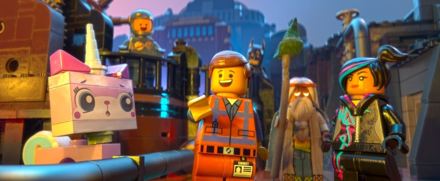 레고 무비 (The Lego Movie, 2014)
