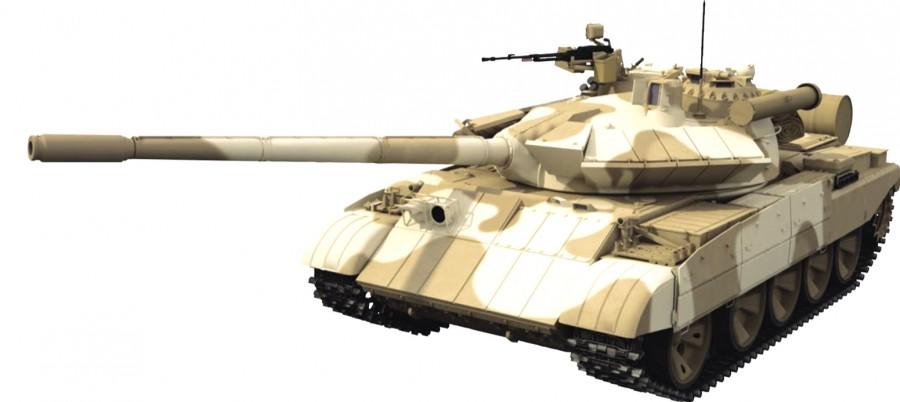 기적의 키세키 떼오오 - T-55AM (개량형)