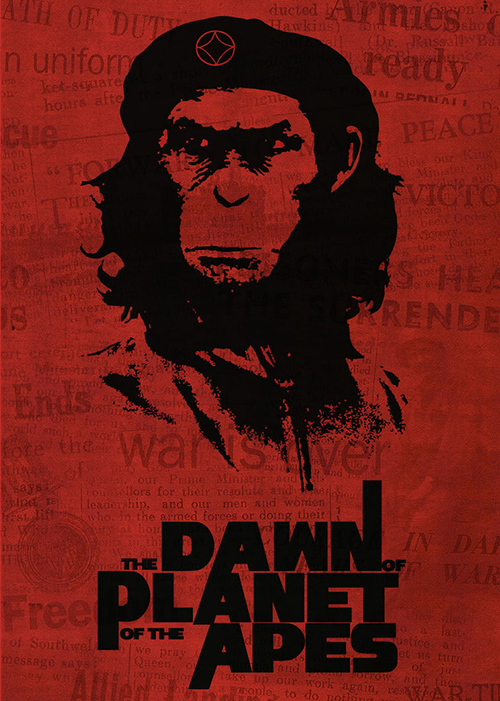 Dawn of the Planet of the Apes에 관한 몇가지..