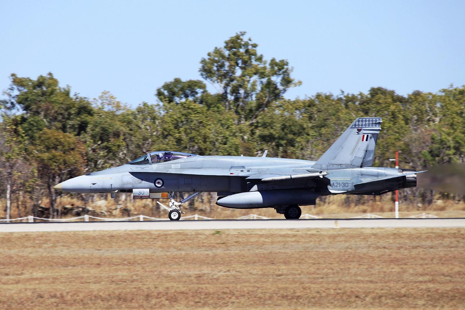 호주에서 실시중인 다국적 공군훈련 Pitch Black 14..